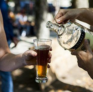 День осетинского пива