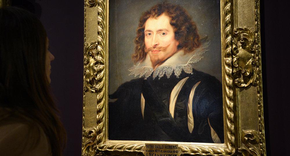 Портрет герцога Бекингема