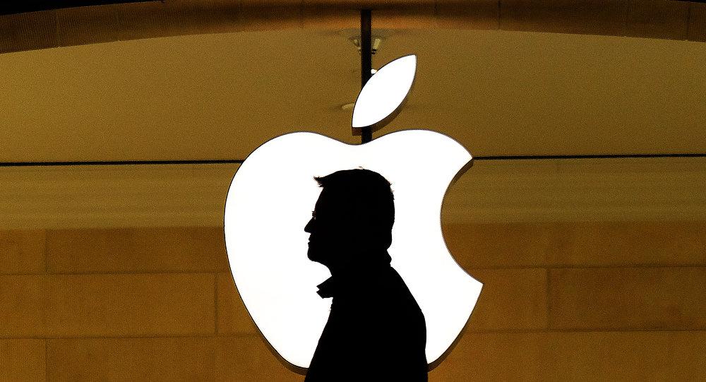 Логотип Apple.