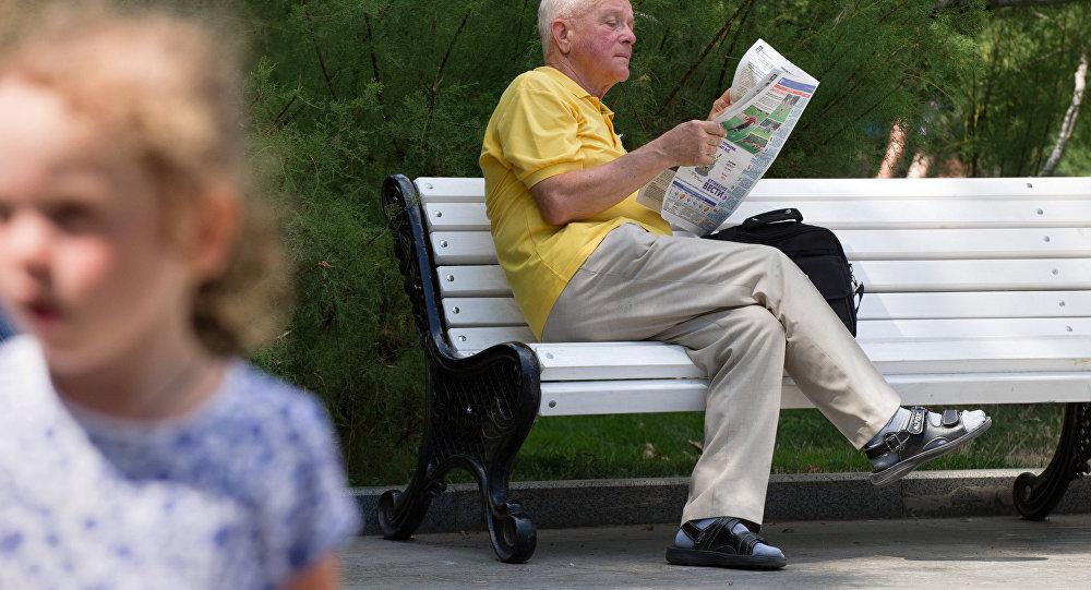 Длительность жизни мужчин в РФ возросла нагод