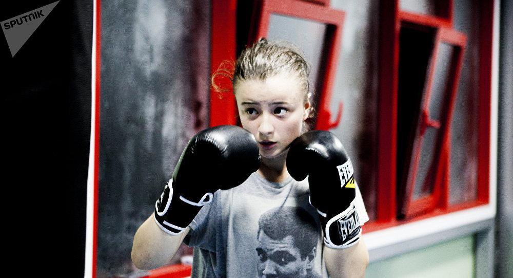 Чызджыты бокс