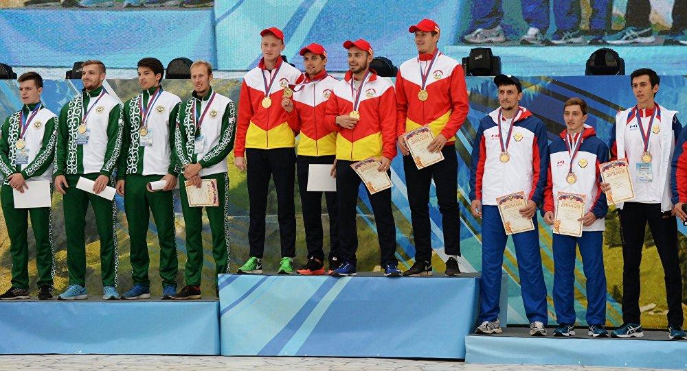 Кавказы адæмты спорт æмæ культурæйы фестиваль