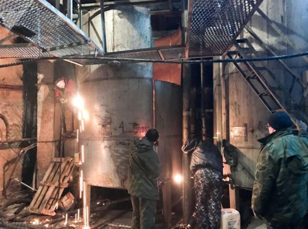 В Северной Осетии закрыли Столицу