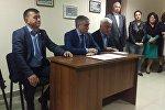 Сотрудникам государственной телерадиокомпании Ир представили нового директора