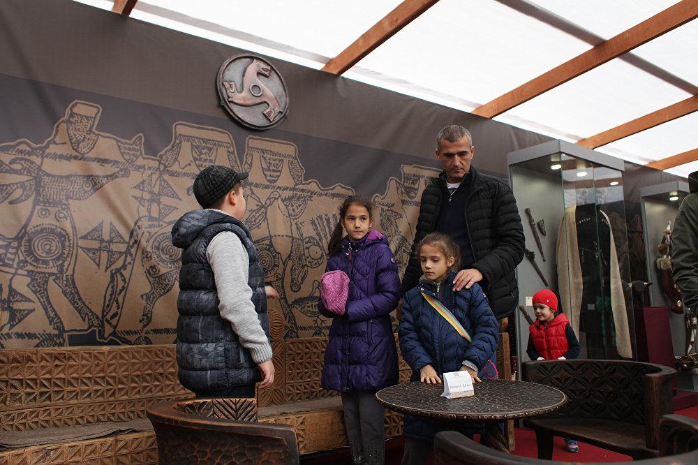 Восьмой Фестиваль культуры и спорта народов Северного Кавказа