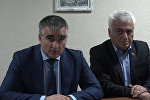 У югоосетинского телевидения новый директор: кадры представления Келехсаева