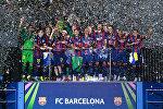 Футбол. Лига чемпионов. Финал. Матч Ювентус - Барселона