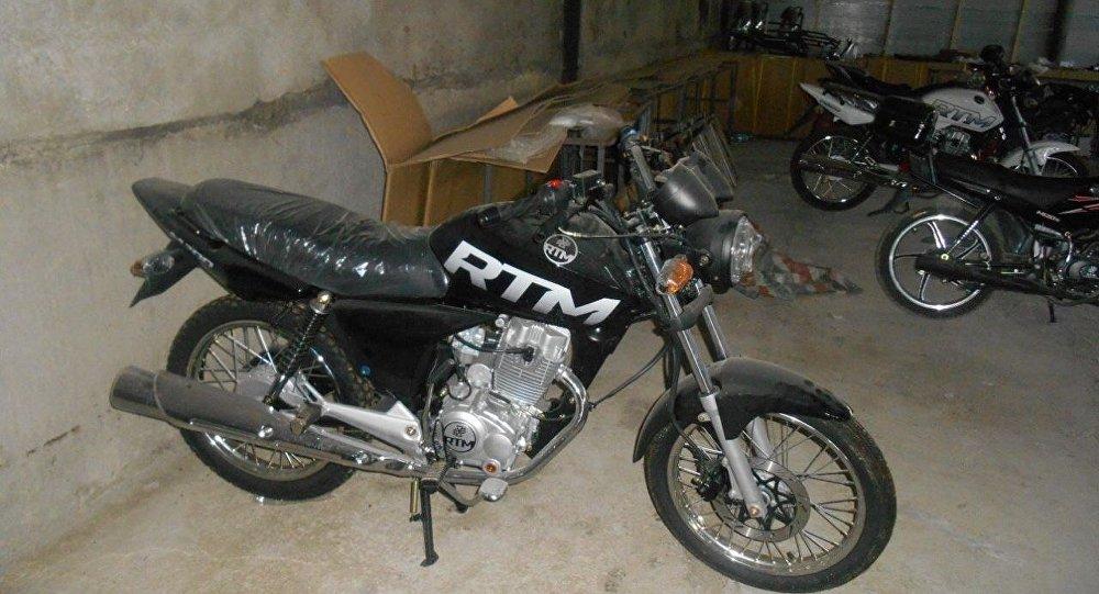 Компания Каскад по выпуску мотоциклов в Южной Осетии