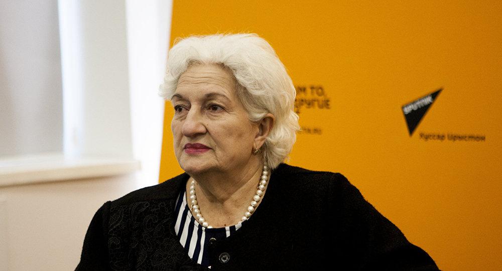 Аза Бестаева