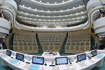 Зал заседаний Совета Федерации РФ