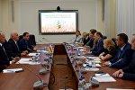 Россия и Южная Осетия обсудили сотрудничество в сельском хозяйстве