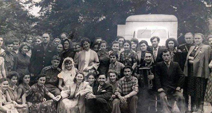 Из личного архива Натальи Пшеничниковой