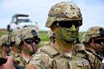 Американский военнослужащий