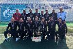 Сборная Северной Осетия по футболу среди глухих выиграла чемпионат России