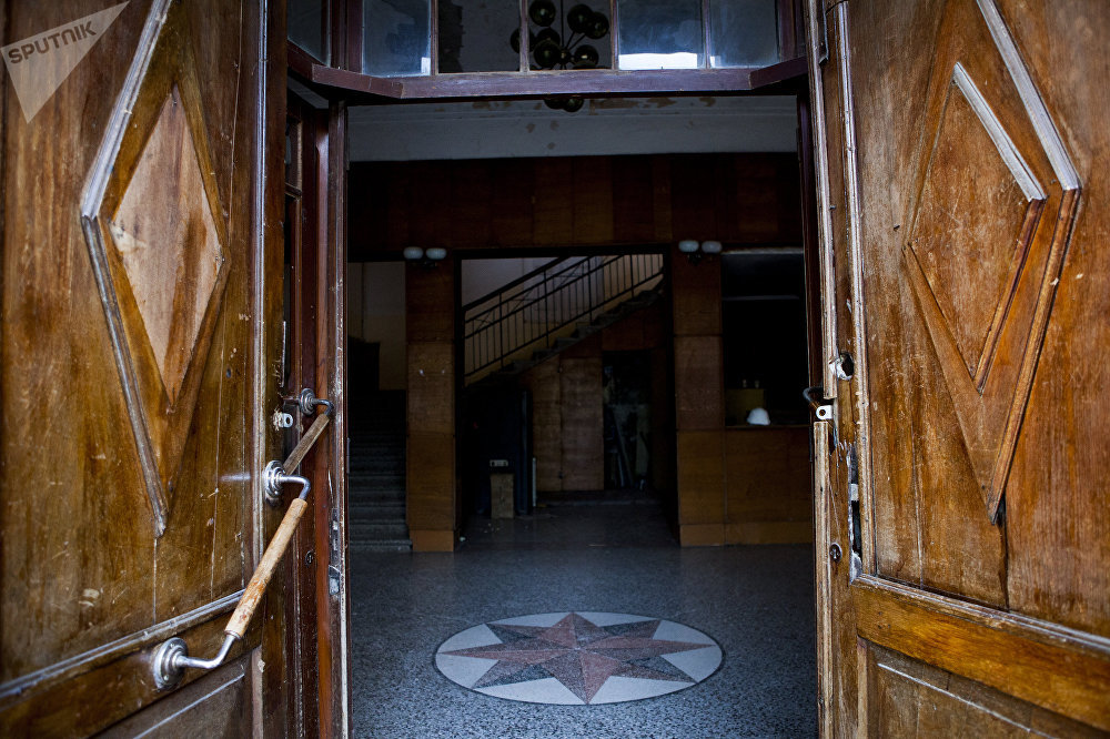гостиница Ирыстон