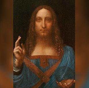 Спаситель мира (Леонардо да Винчи)