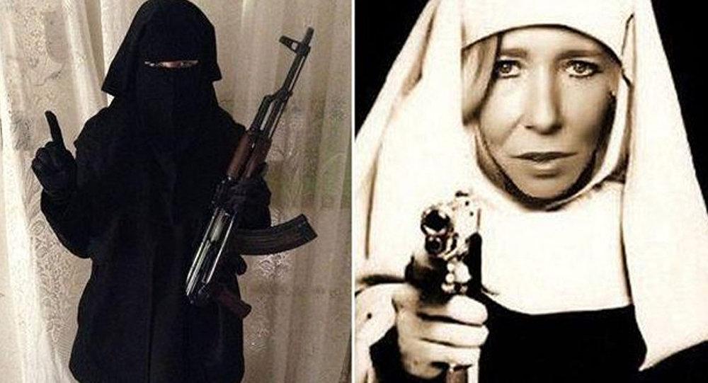 в Сирии ликвидирована британская террористка ИГ по прозвищу Белая вдова