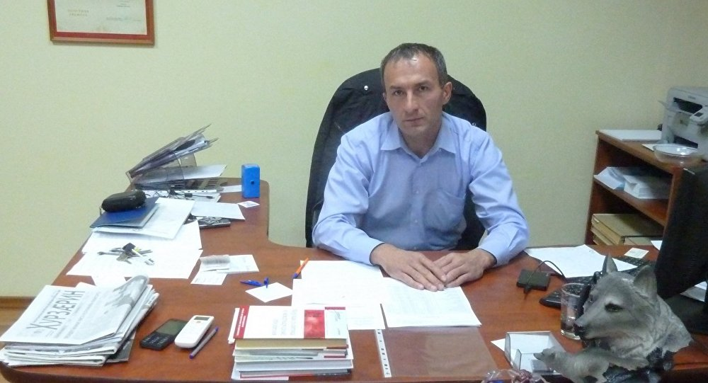 Александр Келехсаев