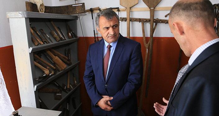 Станция юных натуралистов Южной Осетии отметила 60-летие