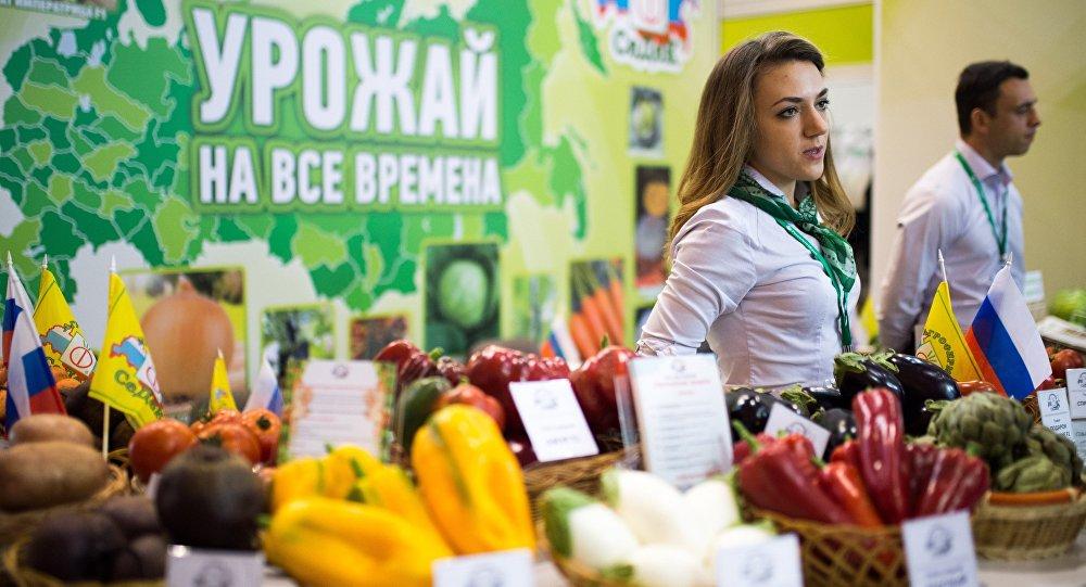 19-я Российская агропромышленная выставка Золотая осень-2017