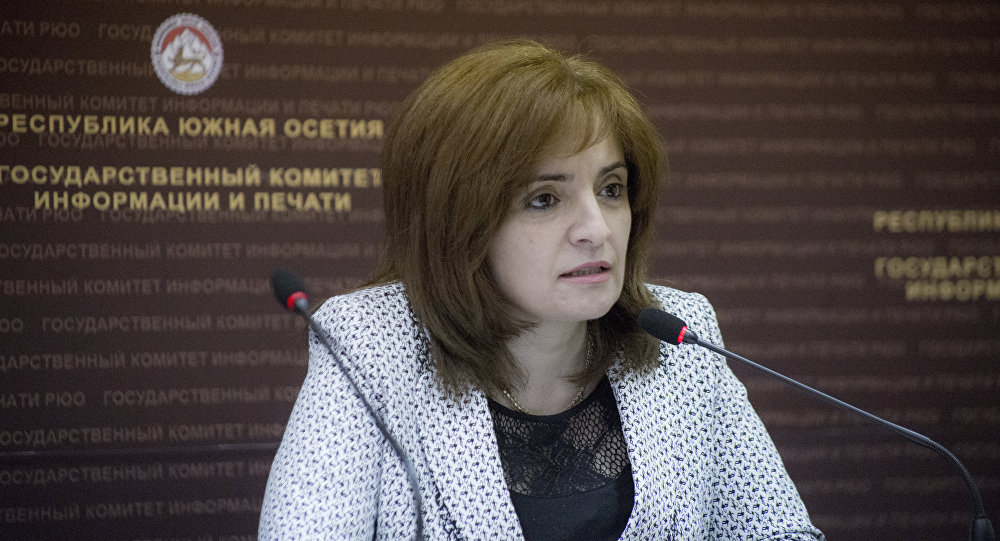 Залина Лалиева министр юстиции