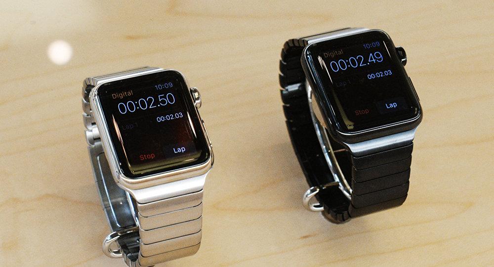 Часы Apple Watch спасли жизнь человеку