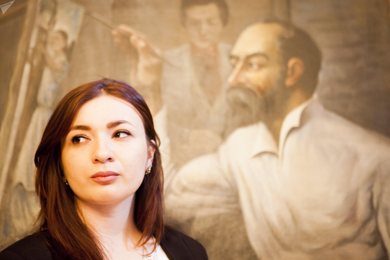 Олеся Бекоева