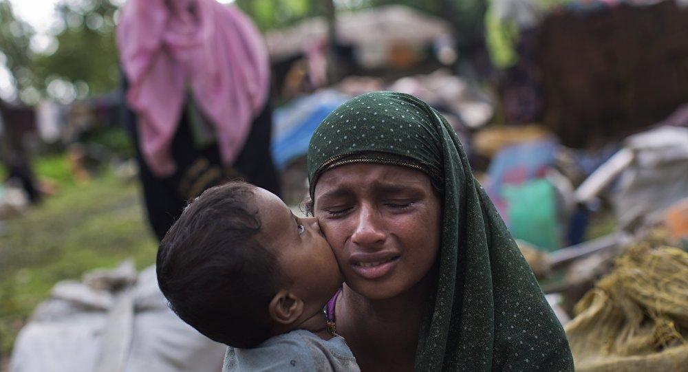 Нападение на рохинджа