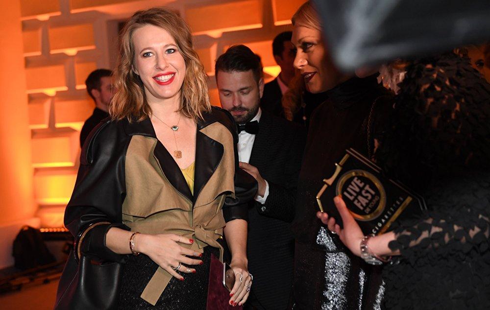 Церемония вручения премии Женщина года по версии журнала Glamour