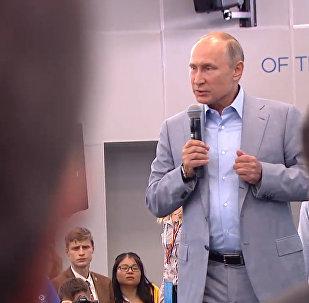 Страшнее ядерной бомбы — Путин о генной инженерии без нравственной основы