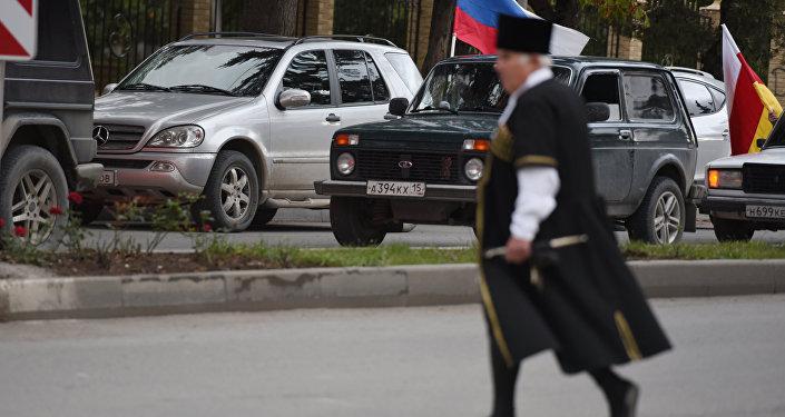 7 лет признания Южной Осетии