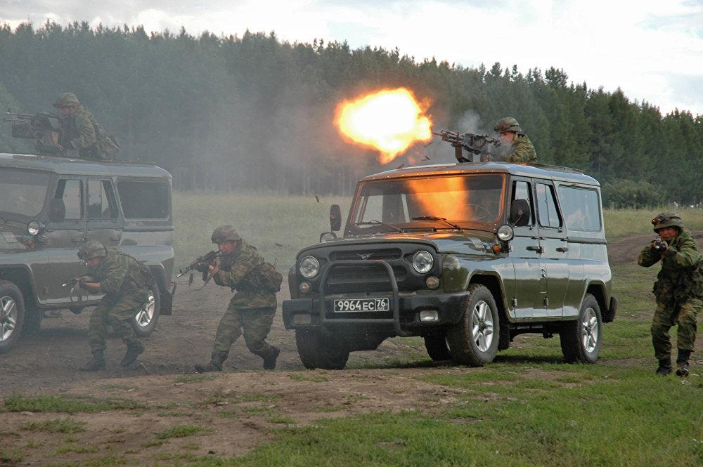 Мирная миссия - 2007