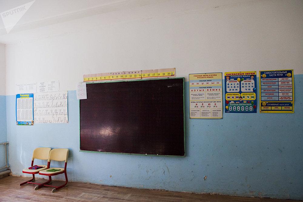 Ленингорская средняя школа