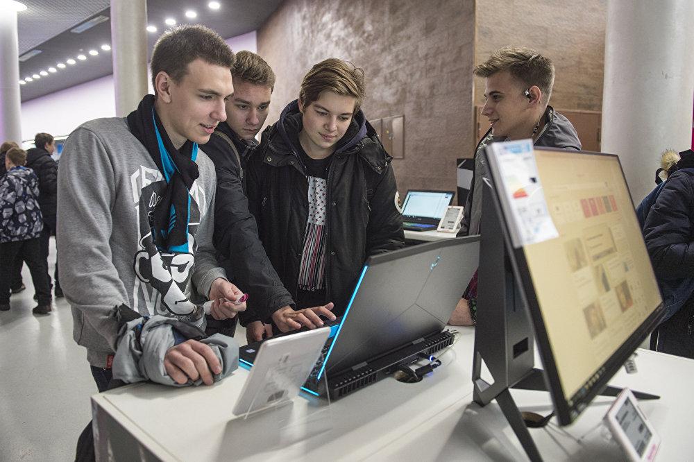 Церемония открытия EPICENTER 2017 CS:GO в Санкт-Петербурге