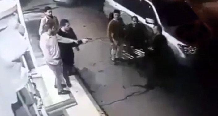 Вцентре Владикавказа мужчина пострадал в стрельбе
