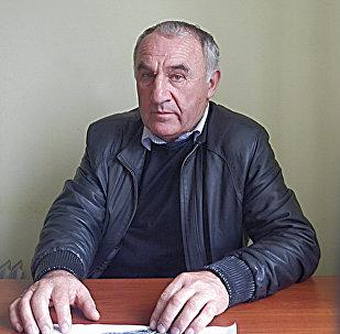 Генеральный директор ГУП «Дорэкспострой» Мурат Лалиев