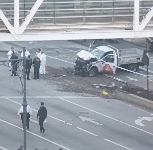 Крики очевидцев и задержание убийцы: первые минуты после теракта в Нью-Йорке