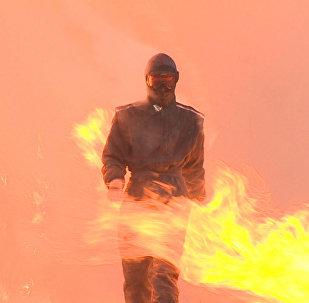 Сквозь огонь и взрывы: боевую экипировку Ратник проверили на прочность