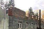Школа-интернат в Дзау