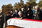 Перезахоронение Вилена Чибирова