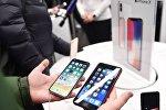 Старт продаж iPhone X в России