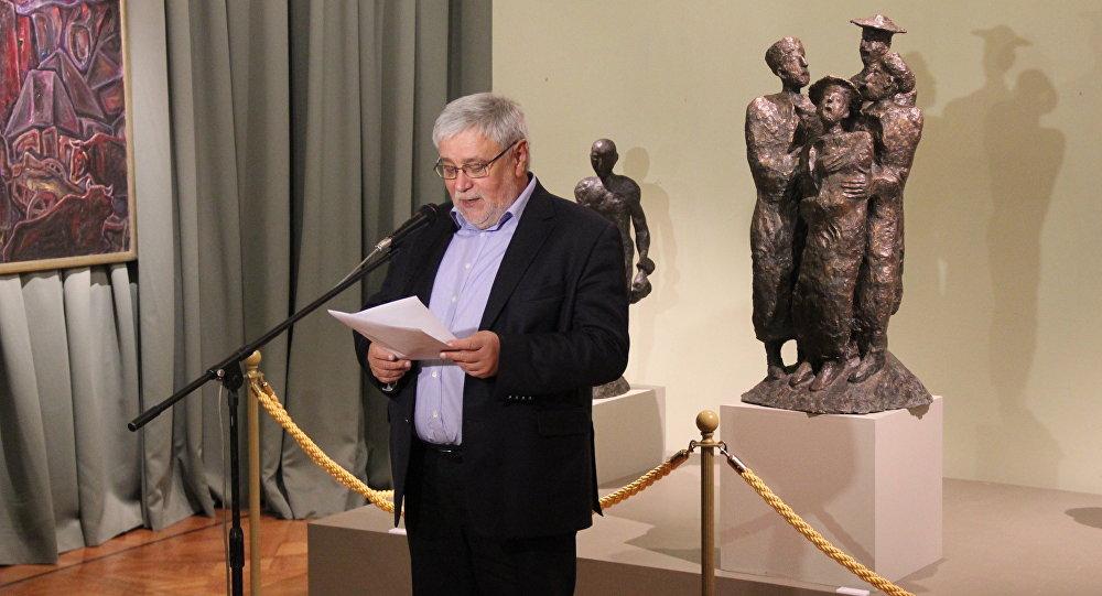Выставка осетинских художников в Москве