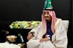 Министр обороны РФ С. Шойгу встретился с королем Саудовской Аравии С. Аль-Саудом