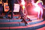 Годовщина революции по-украински, или Зачем в Киеве жгли чучело Ленина