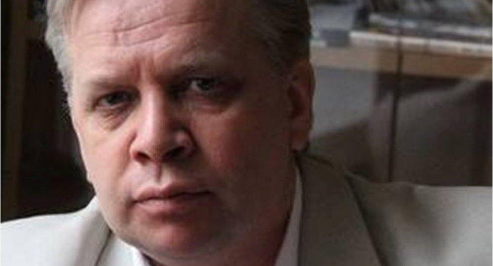 Олег Глазунов