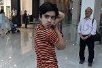 В Пакистане нашли мальчика, способного поворачивать голову на 180 градусов