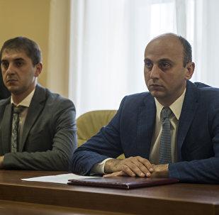 Подписание соглашение между РЮО и ПМР