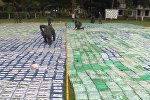 В Колумбии конфисковали 12 тонн кокаина