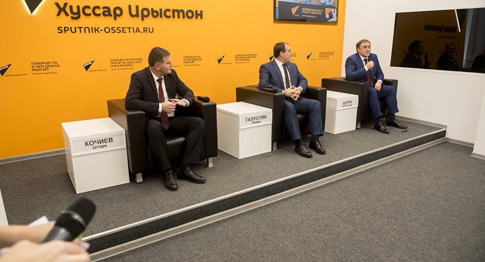 Видеомост по итогам заседания Межпарламентской ассамблеи
