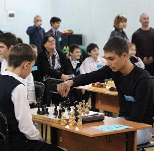 Шахматон турнир Цхинвалы